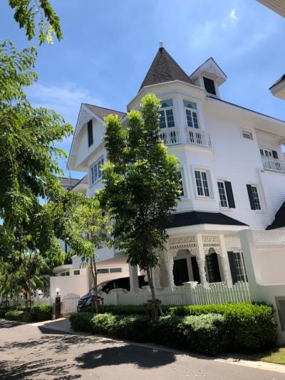 For RentHousePattanakan, Srinakarin : House for rent fantasia villa 4.