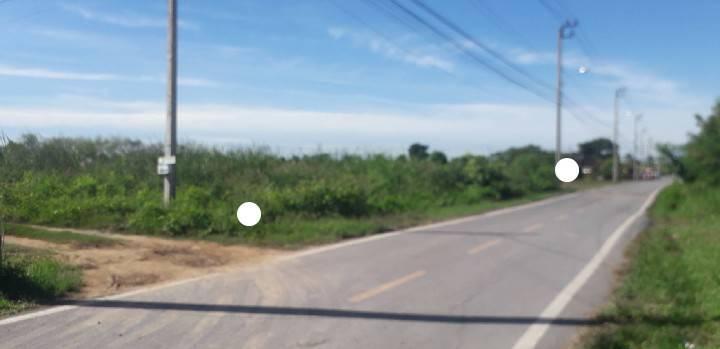 ขายที่ดินมีนบุรี-ร่มเกล้า : ขายที่ดินสวย ติดถนนในซอย สุวินทวงศ์ 64 เจ้าของขายเอง