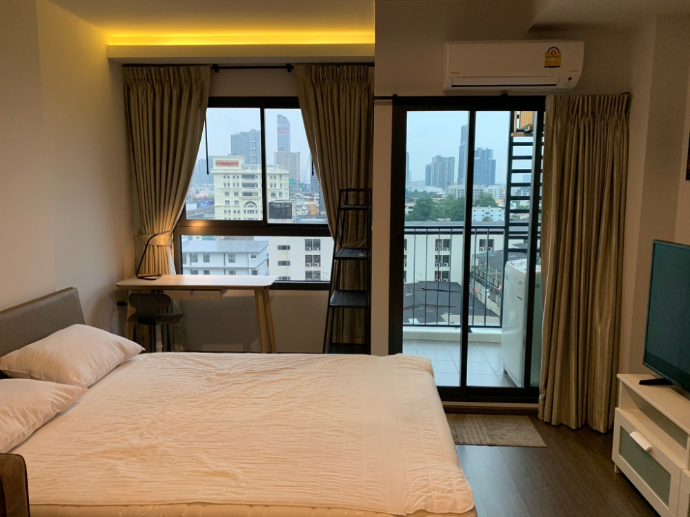 For RentCondoOnnut, Udomsuk : Urgent rental !! Studio, beautiful room, fully furnished