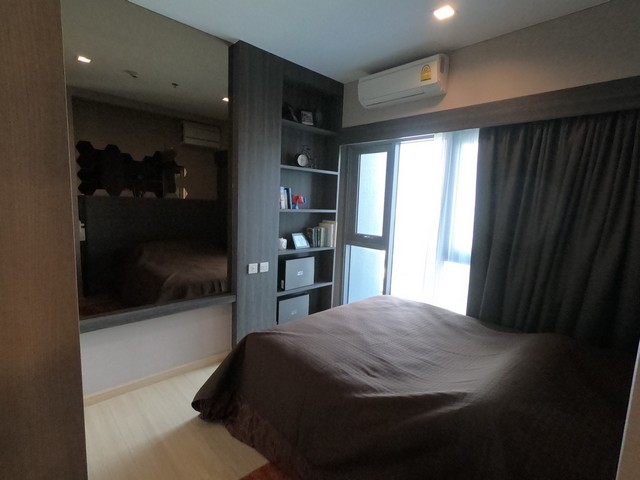 For SaleCondoOnnut, Udomsuk : LL-M022S Sale ..... Condo Whizdom Connect Sukhumvit, nice room, suitable for investment, sale with tenant.