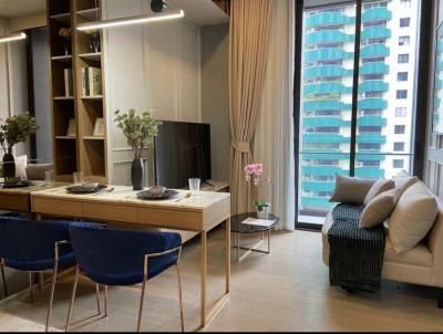 For RentCondoSukhumvit, Asoke, Thonglor : Condo for rent Celes Asoke 1 bed 1 bath size 35 sq.m only 39000
