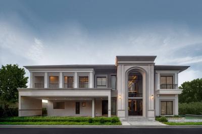 For SaleHouseOnnut, Udomsuk : Selling Super luxury house :  Luxury House Bangna - Onnut  ,  507 sqm , 3 bed 4 bath , 4 Parking Lot