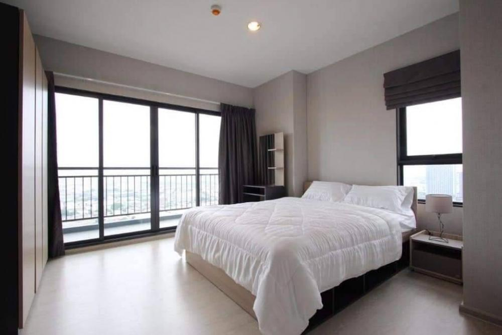 For RentCondoSamrong, Samut Prakan : TG8-0109 Urgent for rent, Ideo Condo, Sukhumvit 115, next to BTS Pu Chao, beautiful room, ready to move in !!