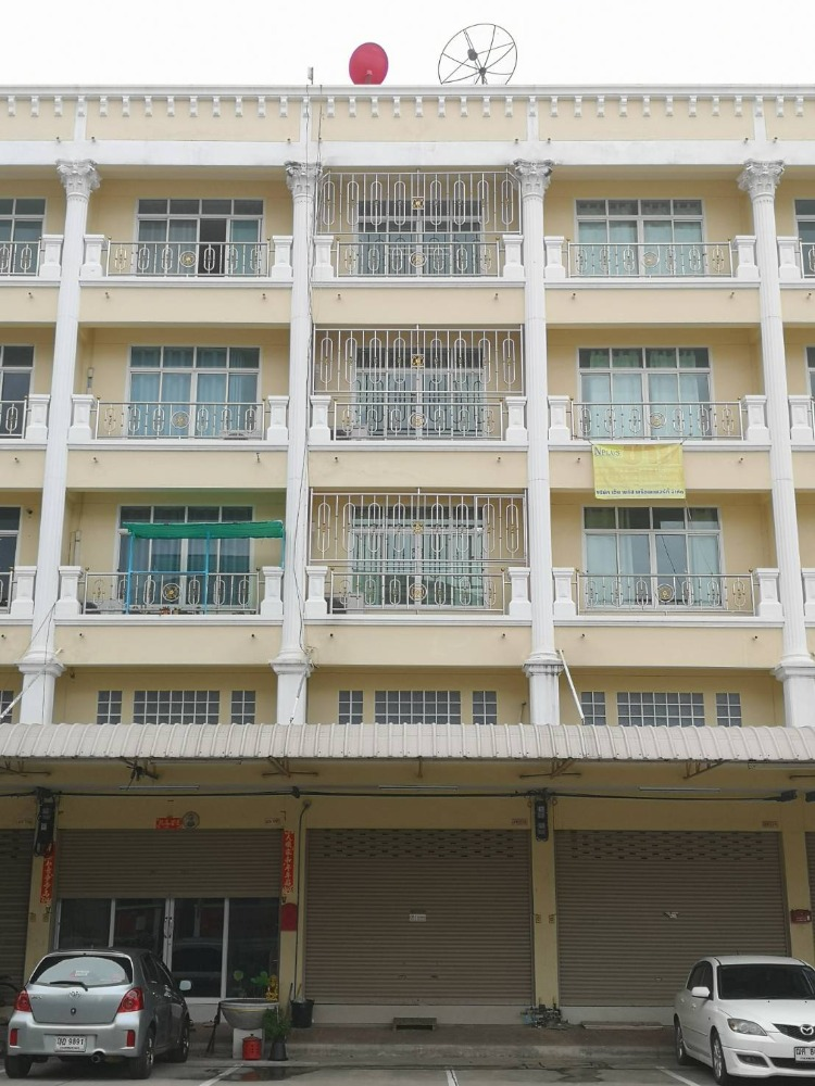 For SaleShophouseRangsit, Patumtani : Commercial Building for Sale!!! Roomy ready to move in!!! MT City near Talaad Thai