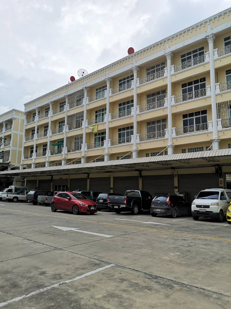 For SaleShophouseRangsit, Patumtani : Commercial Building for Sale!!! MT City roomy ready to move in!!! near Talaad Thai