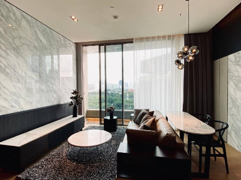 For SaleCondoSilom, Saladaeng, Bangrak : Saladaeng One ((Lumpini Park View))The best price in the project, Interested in making an appointment to view this room, Call now 062-424-5474