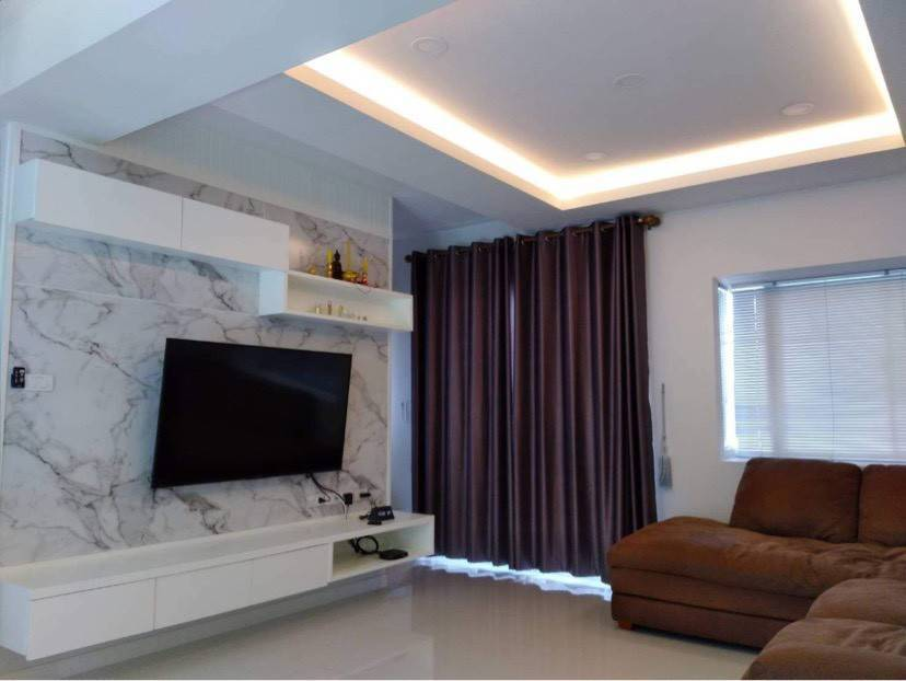For RentTownhouseBangna, Lasalle, Bearing : **Fully-Furnished Townhome for Rent** Indy Bangna km.7 close to Mega Bangna