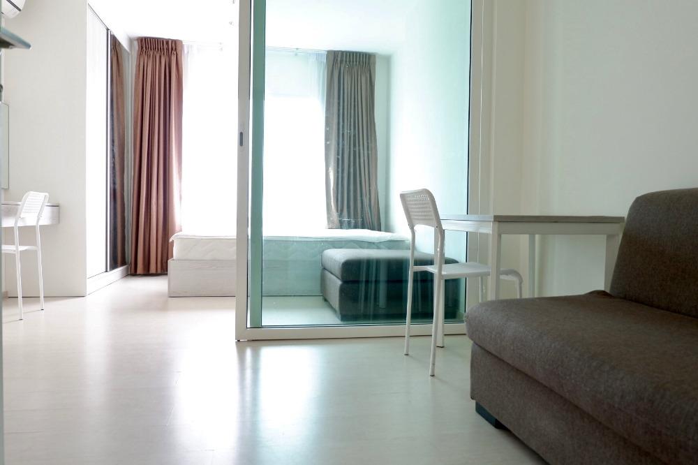 For RentCondoSamrong, Samut Prakan : Rent 8000 THB Aspire Erawan 1  bedroom ready to move in Click now!!