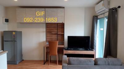 For RentCondoSamrong, Samut Prakan : Condo for rent Lumpini Ville Sukhumvit 76 # 2