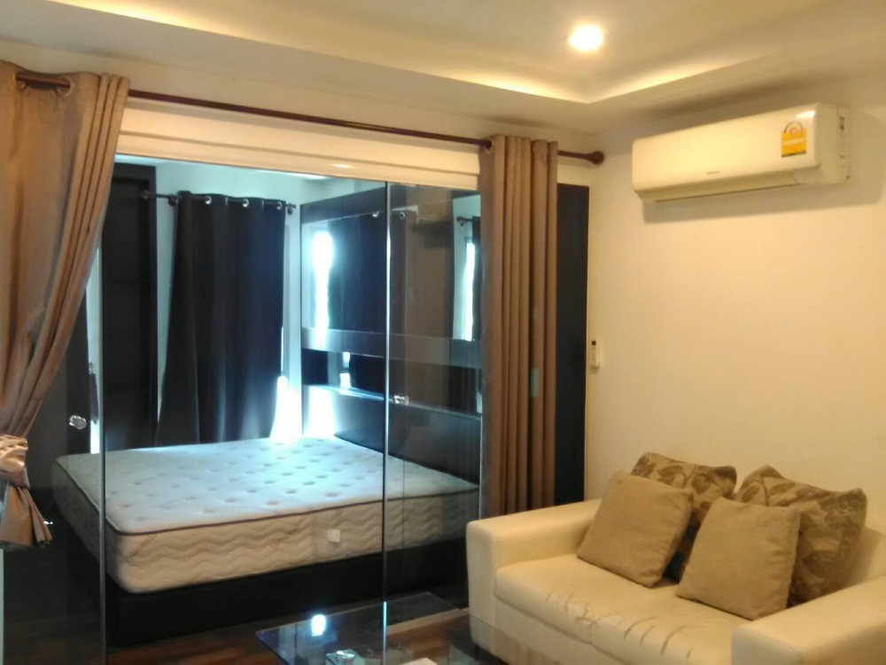 For SaleCondoNawamin, Ramindra : Condo for sale Parc Exo Kaset - Navamintra  fully furnished.