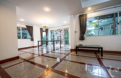 For RentHouseSukhumvit, Asoke, Thonglor : Single House with share pool for rent at Ekamai