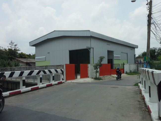For RentWarehouseDaokanong,Bang Bon : Warehouse for rent Ekachai 77 Bang Bon