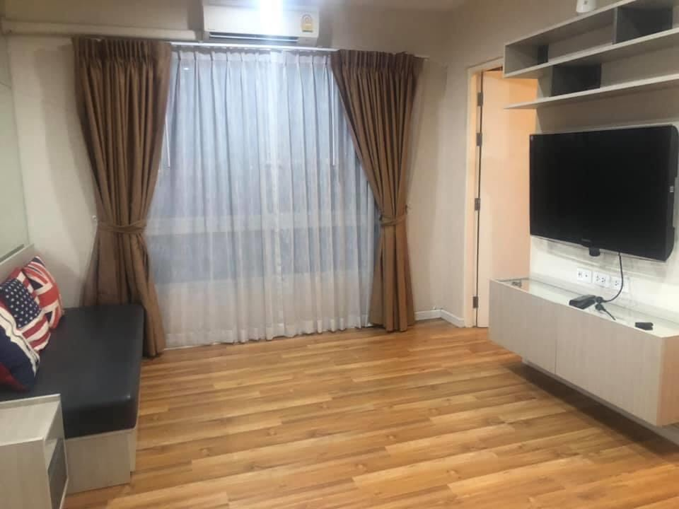 For RentCondoLadkrabang, Suwannaphum Airport : 2 bedroom condo for rent in Vcondo Lat Krabang near Suvarnabhumi Airport, near Industrial Estate