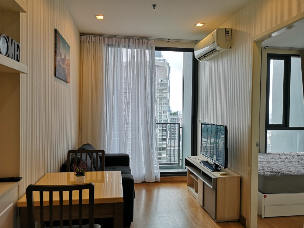 For RentCondoOnnut, Udomsuk : Beautiful condo, new decoration, ready to move in