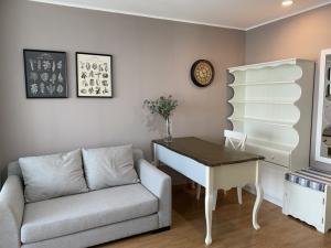 For RentCondoSapankwai,Jatujak : For Rent: 1 Room at Condo U Delight Jatujak, 32 sq meters, Building B, 7th Floor