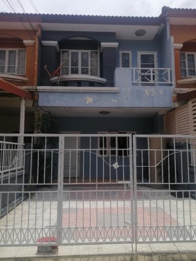For RentTownhouseRangsit, Patumtani : ให้เช่า ทาวน์เฮ้าส์2ชั้น 23ตรว. อยู่หมู่บ้านสถาพร ถ.รังสิต-คลอง3 ตรงข้ามสวนสนุกดรีมเวิลด์ ให้เช่า8,000/เดือน
