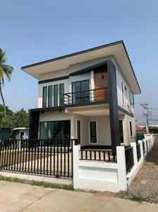 ขายบ้านเชียงใหม่ : C6MG100256 ขายบ้านเดี่ยวสองชั้นสไตล์โมเดิร์น 3 ห้องนอน  3 ห้องน้ำ เนื้อที่ 53 ตรว.