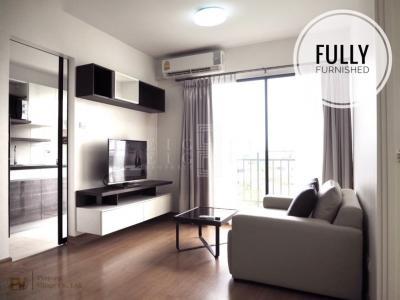For RentCondoKasetsart, Ratchayothin : For Rent Supalai City Resort Ratchayothin-Phaholyothin 32 (50 sqm.)