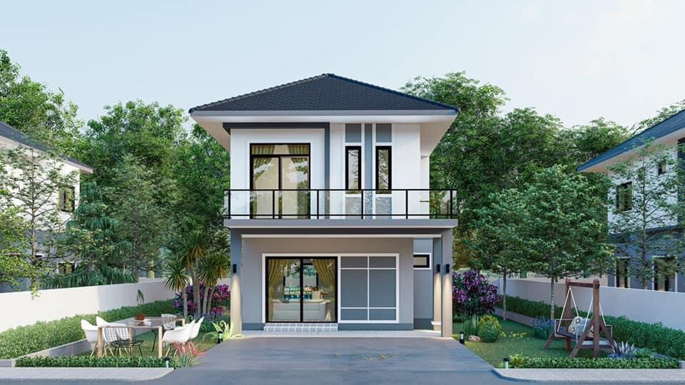 For SaleHouseChiang Mai, Chiang Rai : Baan Kornsiri Phase 4