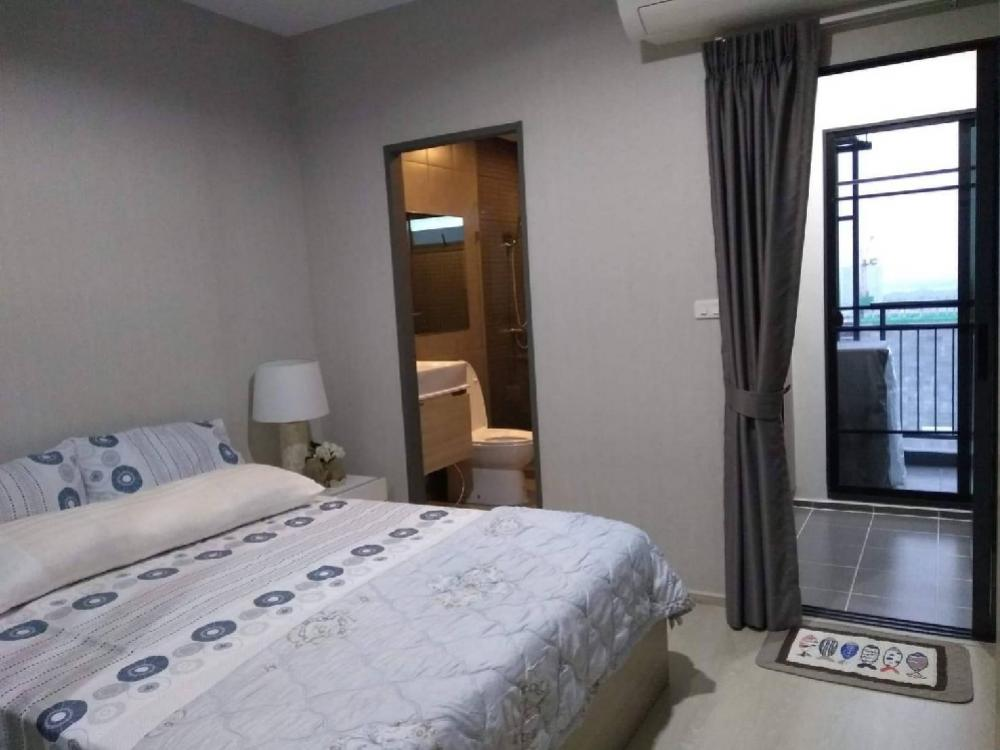 For RentCondoSamrong, Samut Prakan : TG8-0117 Urgent for rent, Condo Ideo Sukhumvit 115, Ideo Sukhumvit 115, next to BTS Pu Chao Samingprai. Beautiful room ready.