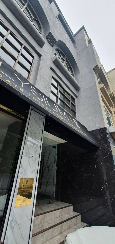 For RentShophouseSukhumvit, Asoke, Thonglor : Commercial building  for Rent : Sukhumvit49