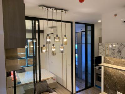 For RentCondoOnnut, Udomsuk : KnightsBridge Prime Condo for rent 32 sqm 26,500 per month