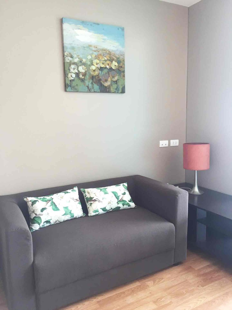 For RentCondoBang kae, Phetkasem : For rent, LPN Phetkasem 98, 1 bedroom, 26 sqm. Building B, fully furnished, 2 air conditioners, ready to move in 6,500