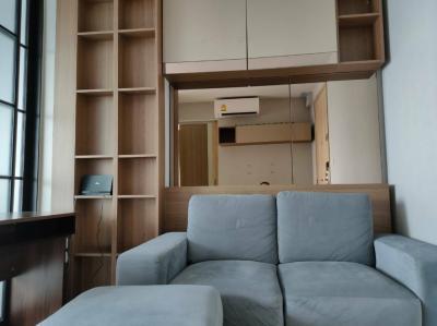 เช่าคอนโดปิ่นเกล้า จรัญสนิทวงศ์ : Condo For Rent++ Brix Condo ชั้น 17 วิวเมือง พร้อมอยู่