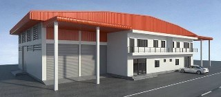 For RentFactoryRangsit, Patumtani : Factory for rent, warehouse, Khlong Luang, 500 sq m, Pathum Thani.