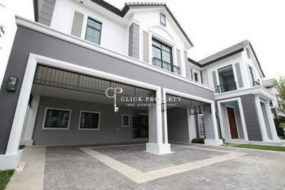 For RentHousePattanakan, Srinakarin : ✦ 5beds 6baths ✦ 528sqm For Rent The Palazzo Srinakarin (The Palazzo Srinakarin Village) Near Suan Luang Rama IX - Paradise Park, Seacon Square department store, Berkeley International School |