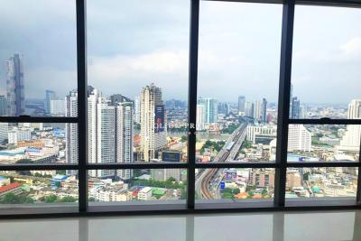 For SaleCondoSathorn, Narathiwat : Urgent !! Before transferring 26 million from 33 million !! Sale The Bangkok Sathorn next to BTS Surasak, 35 ++ floor 2beds near Shrewsbury Int'l School, Central Silom Complex (The Bangkok Sathorn) │ CBD Silom - Sathorn