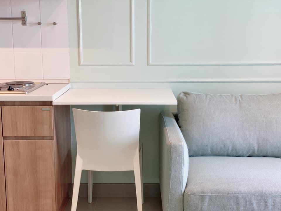 เช่าคอนโดอ่อนนุช อุดมสุข : Ideo Mix Sukhumvit 103 Condo for rent : 1 bedroom for 30.33 sqm on 12nd floor.With fully furnished and electrical appliances.Next to BTS Udomsuk.Rental only for 13,000 / m. or Sale only for 3.5 MB.