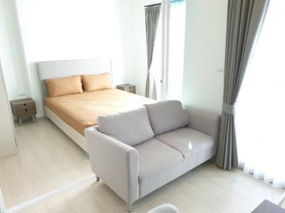 เช่าคอนโดรัชดา ห้วยขวาง : For Rent : Chapter One Eco Ratchada-Huaykwang  1bed 30 sq.m.  13,000 ฺBath