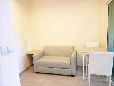 For RentCondoBang Sue, Wong Sawang : Line @wmcondo for rent, Aspire Ratchada-Wong Sawang, next to MRT Wong Sawang 50 meters / 7th floor / with furniture, electrical appliances / 7,000.-