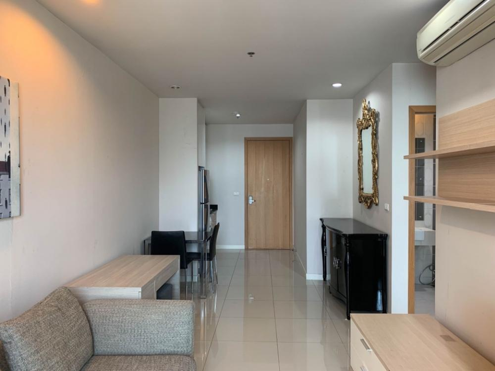 For SaleCondoRama9, RCA, Petchaburi : [ Circle Condominium ] For Sale