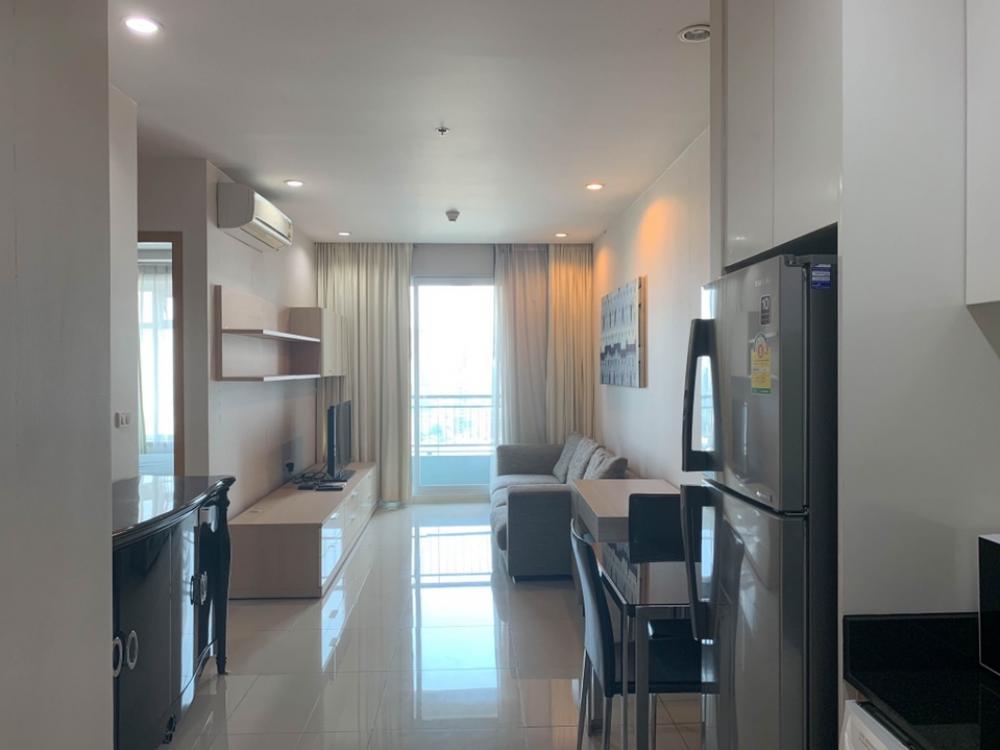 ขายคอนโดพระราม 9 เพชรบุรีตัดใหม่ : [ Circle Condominium ] For Sale