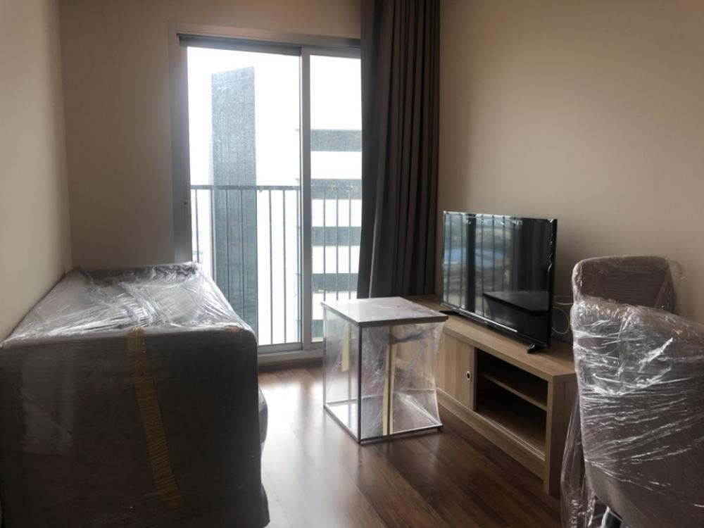 ขายคอนโดรัชดา ห้วยขวาง : New room!!! High floor!! Good price!!