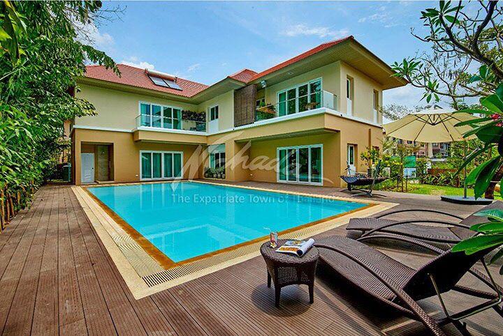 ขายบ้านแจ้งวัฒนะ เมืองทอง : Sale !! บ้านนิชดาธานี  ถนนสามัคคี  แจ้งวัฒนะ