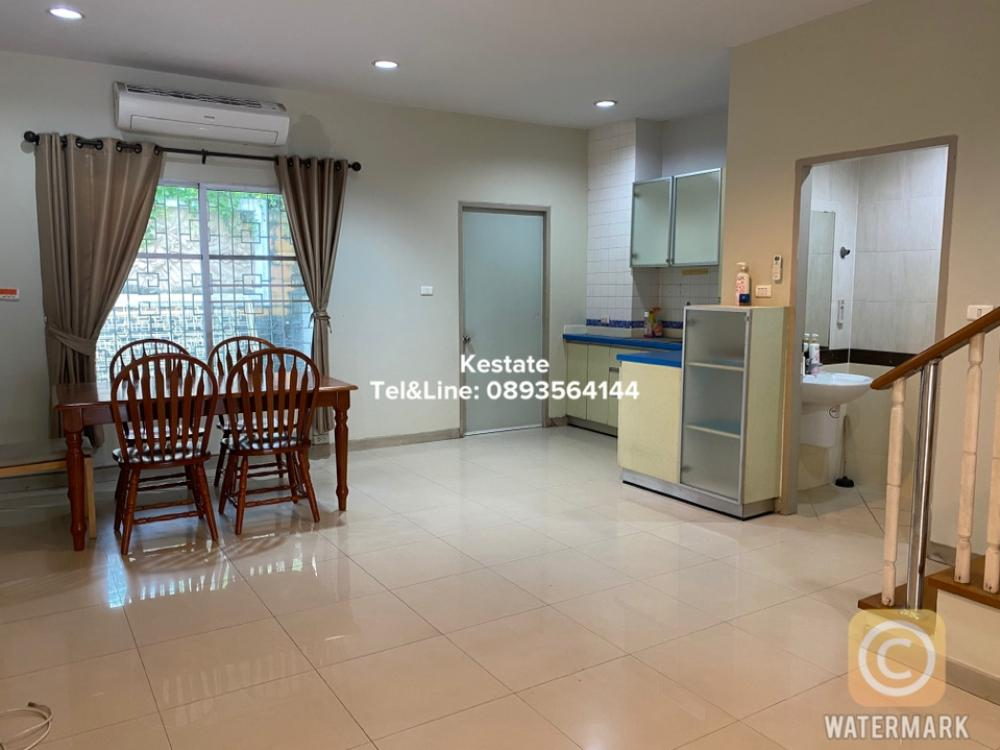 For RentHouseRama3 (Riverside),Satupadit : 📢 House for rent in the middle of Grand Vienna, beautiful house 🏡 good project, great price‼ ️