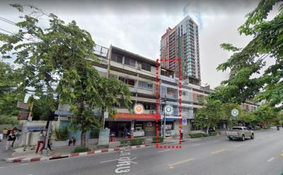 ขายตึกแถว อาคารพาณิชย์พระราม 3 สาธุประดิษฐ์ : ขายอาคารพาณิชย์ ติดถนนนางลิ้นจี่ เหมาะทำร้านค้าธุรกิจที่ต้องการหน้าร้าน ทำเลดี อยู่ใจกลางย่านชุมชน