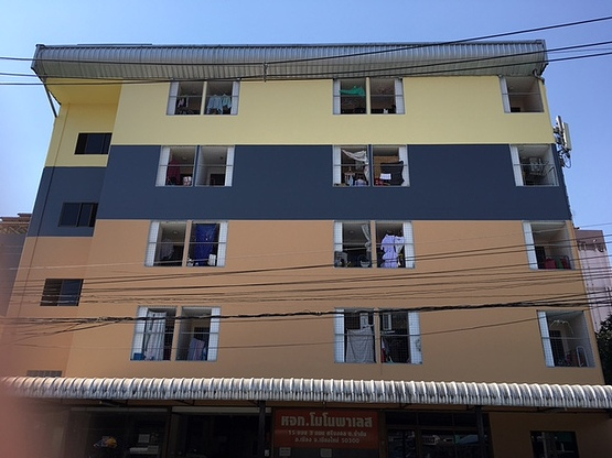 For SaleBusinesses for saleChiang Mai, Chiang Rai : Dormitory for sale near Chiang Mai Rajabhat University