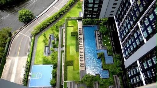 For RentCondoOnnut, Udomsuk : Condo for rent at BTS On Nut - The Base Sukhumvit 77