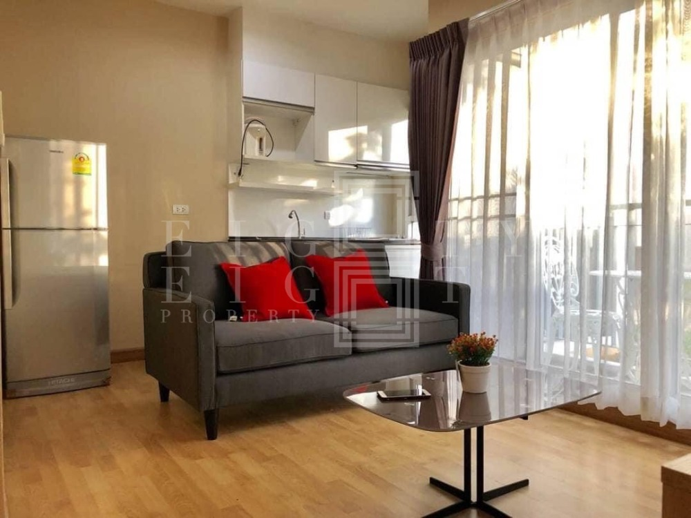 For RentCondoThaphra, Wutthakat : For Rent The Parkland Taksin-Thapra (35 sqm.)
