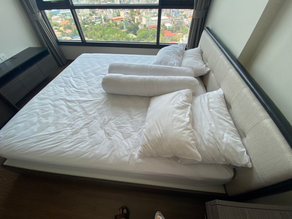 For RentCondoOnnut, Udomsuk : Condo for rent The Line Sukhumvit 71  fully furnished (Confirm again when visit).
