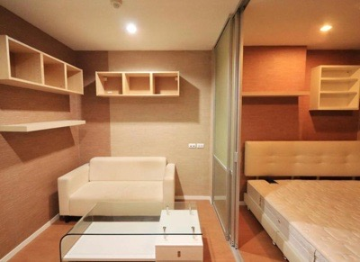 For RentCondoBangna, Lasalle, Bearing : Condo for rent Lumpini Mega Bangna, very nice room, fully furnished, east, not hot, cool breeze, good feng shui, only 6,500