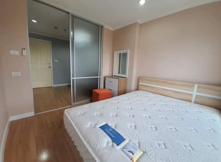 For RentCondoLadprao 48, Chokchai 4, Ladprao 71 : For rent, LPN Ville, Ladprao, Chokchai 4, fully furnished, city view, ready to move in