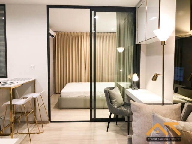 For RentCondoWitthayu,Ploenchit  ,Langsuan : For rent, Life One Wireless, 1 bedroom, size 35 sq.m., beautiful room, ready, affordable.