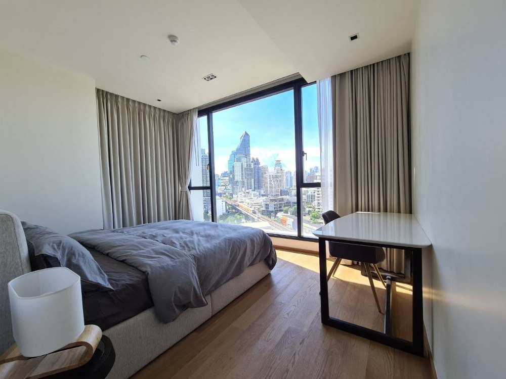 For RentCondoSukhumvit, Asoke, Thonglor : ✅ For rent Beatniq Sukhumvit 32, near BTS, size 84 sqm, complete with furniture and electrical appliances ✅
