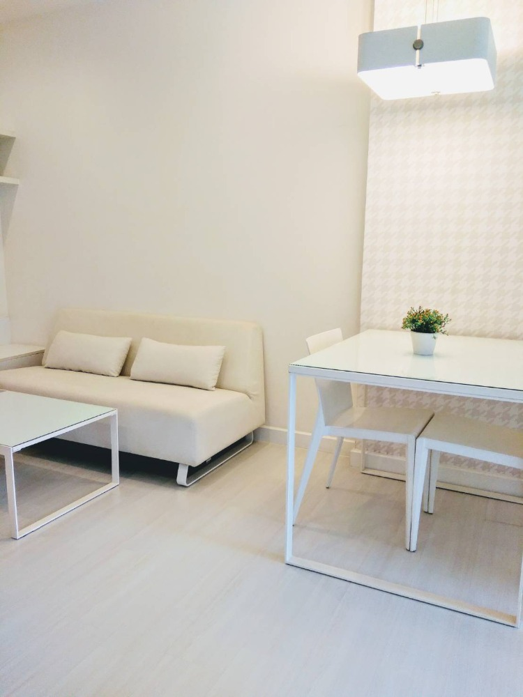 For RentCondoRatchadapisek, Huaikwang, Suttisan : [ For Rent ] The Room Ratchada - Ladprao, Next to MRT Ladprao, 1 Bedroom 42 sqm