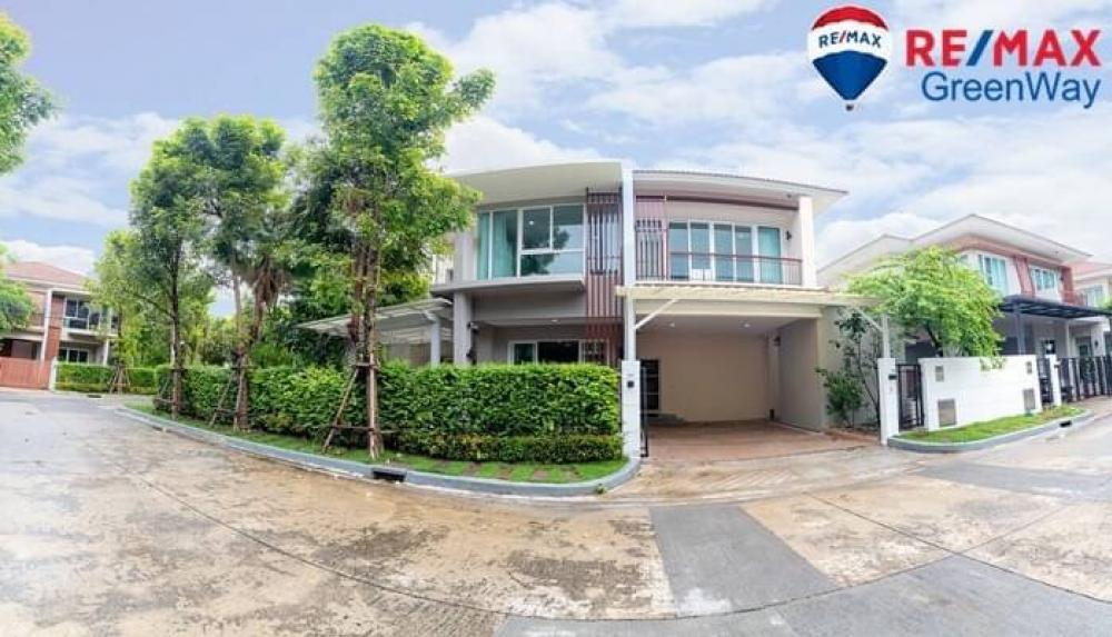 For SaleHouseBang kae, Phetkasem : House for sale, The City Ratchapruek, Charan 13, Bang Waek, behind the corner, area of 92 sq m, to add more rooms below, special price
